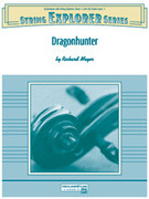 Cover icon of Dragonhunter sheet music for string orchestra (full score) by Richard Meyer