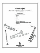 Cover icon of Silent Night (COMPLETE) sheet music for Choral Pax by Anonymous and Mark Hayes, Christmas carol score, easy/intermediate Choral Pax
