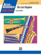 Cover icon of The Lost Kingdom sheet music for concert band (full score) by John O'Reilly