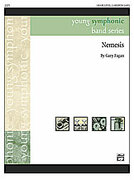 Cover icon of Nemesis (COMPLETE) sheet music for concert band by Gary Fagan