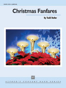 Cover icon of Christmas Fanfares (COMPLETE) sheet music for concert band by Todd Stalter
