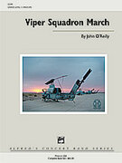 Cover icon of Viper Squadron March sheet music for concert band (full score) by John O'Reilly