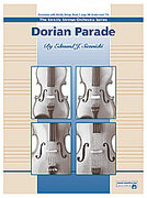 Cover icon of Dorian Parade (COMPLETE) sheet music for string orchestra by Edmund J. Siennicki