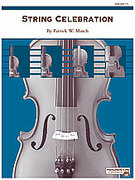 Cover icon of String Celebration (COMPLETE) sheet music for string orchestra by Patrick W. Murch