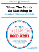 Cover icon of When the Saints Go Marching In (COMPLETE) sheet music for concert band by Anonymous, classical score, beginner