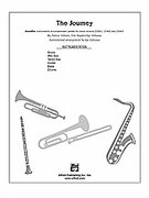 Cover icon of The Journey (COMPLETE) sheet music for Choral Pax by Tim Hayden and Jay Althouse, easy/intermediate skill level