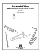 Cover icon of The Sound of Winter (COMPLETE) sheet music for Choral Pax by Jay Althouse