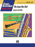 Cover icon of The Lone Star Trail sheet music for concert band (full score) by John O'Reilly