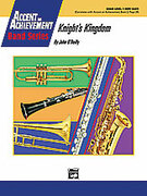 Cover icon of Knight's Kingdom sheet music for concert band (full score) by John O'Reilly