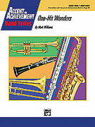 Cover icon of One-Hit Wonders sheet music for concert band (full score) by Mark Williams