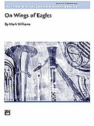 Cover icon of On Wings of Eagles (COMPLETE) sheet music for concert band by Mark Williams