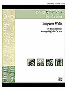 Cover icon of Emperor Waltz (COMPLETE) sheet music for concert band by John Cacavas