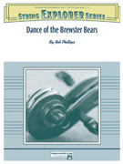 Cover icon of Dance of the Brewster Bears sheet music for string orchestra (full score) by Bob Phillips, easy skill level