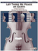 Cover icon of Let There Be Peace on Earth sheet music for string orchestra (full score) by Anonymous