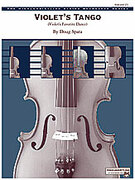 Cover icon of Violet's Tango (COMPLETE) sheet music for string orchestra by Doug Spata