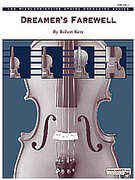 Cover icon of Dreamer's Farewell (COMPLETE) sheet music for string orchestra by Robert Kerr