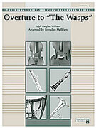 Cover icon of Overture to the Wasps (COMPLETE) sheet music for full orchestra by Ralph Vaughan Williams and Brendan McBrien, classical score, intermediate orchestra