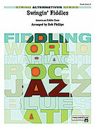 Cover icon of Swingin' Fiddles sheet music for string orchestra (full score) by Bob Phillips