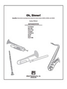 Cover icon of Oh, Sinner! (COMPLETE) sheet music for Choral Pax by Jay Althouse