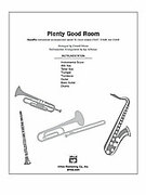 Cover icon of Plenty Good Room sheet music for Choral Pax (full score) by Anonymous and Donald Moore