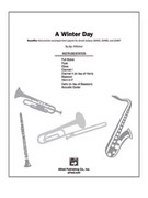 Cover icon of A Winter Day (COMPLETE) sheet music for Choral Pax by Jay Althouse, easy/intermediate