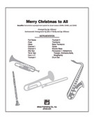 Cover icon of Merry Christmas to All sheet music for Choral Pax (full score) by Anonymous and Jay Althouse, easy/intermediate