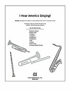 Cover icon of I Hear America Singing! (COMPLETE) sheet music for Choral Pax by Anonymous, Sally K. Albrecht and Jay Althouse