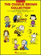 Cover icon of Blue Charlie Brown sheet music for piano solo by Vince Guaraldi, easy piano