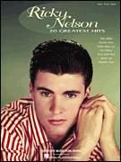 Cover icon of Travelin' Man sheet music for voice, piano or guitar by Ricky Nelson and Jerry Fuller, intermediate voice, piano or guitar