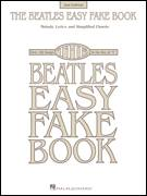 Cover icon of With A Little Help From My Friends sheet music for voice and other instruments (fake book) by The Beatles, John Lennon and Paul McCartney, intermediate skill level