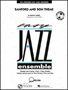 Cover icon of Sanford and Son Theme (COMPLETE) sheet music for jazz band by Quincy Jones and John Berry, intermediate