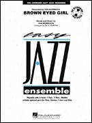 Cover icon of Brown Eyed Girl (COMPLETE) sheet music for jazz band by Van Morrison and Paul Murtha