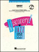 Cover icon of Sway (Quien Sera) (COMPLETE) sheet music for jazz band by Norman Gimbel, Pablo Beltran Ruiz and Rick Stitzel, intermediate skill level