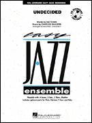 Cover icon of Undecided (COMPLETE) sheet music for jazz band by Michael Sweeney