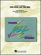 Cover icon of The Fool on the Hill (Flugelhorn Feature) (COMPLETE) sheet music for jazz band by John Lennon, Paul McCartney, Mark Taylor and The Beatles, intermediate jazz band