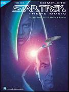 Cover icon of Star Trek(R) IV - The Voyage Home sheet music for piano solo by Alexander Courage, Star Trek(R) and Leonard Rosenman, easy skill level