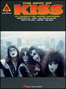 Cover icon of Christine Sixteen sheet music for guitar (tablature) by KISS and Gene Simmons, intermediate