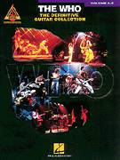 Cover icon of Acid Queen sheet music for guitar (tablature) by The Who and Pete Townshend, intermediate skill level