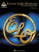 Cover icon of Don't Bring Me Down sheet music for guitar (tablature) by Electric Light Orchestra and Jeff Lynne, intermediate skill level