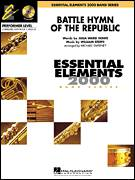 Cover icon of Battle Hymn of the Republic (COMPLETE) sheet music for concert band by Michael Sweeney