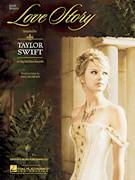 Cover icon of Love Story, (easy) sheet music for piano solo by Taylor Swift, easy
