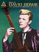 Cover icon of Young Americans sheet music for guitar (tablature) by David Bowie, intermediate