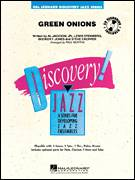 Cover icon of Green Onions (COMPLETE) sheet music for jazz band by Paul Murtha