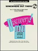 Cover icon of Somewhere Out There (COMPLETE) sheet music for jazz band by James Horner, Barry Mann, Cynthia Weil and John Berry