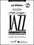 Cover icon of Big Spender (COMPLETE) sheet music for jazz band by Dorothy Fields, Cy Coleman and Rick Stitzel, intermediate