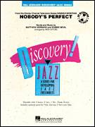 Cover icon of Nobody's Perfect (COMPLETE) sheet music for jazz band by Matthew Gerrard, Robbie Nevil, Hannah Montana and Rick Stitzel, intermediate