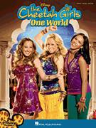 Cover icon of One World sheet music for voice, piano or guitar by The Cheetah Girls, Matthew Gerrard and Robbie Nevil, intermediate
