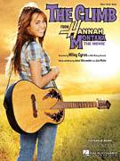 Cover icon of The Climb sheet music for voice, piano or guitar by Miley Cyrus, Hannah Montana, Joe McElderry and Jessi Alexander, intermediate voice, piano or guitar