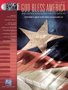 Cover icon of America, The Beautiful sheet music for piano four hands by Katherine Lee Bates and Samuel Augustus Ward, intermediate