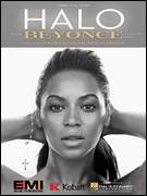 Cover icon of Halo sheet music for voice, piano or guitar by Beyonce, Miscellaneous, Evan Bogart and Ryan Tedder, intermediate